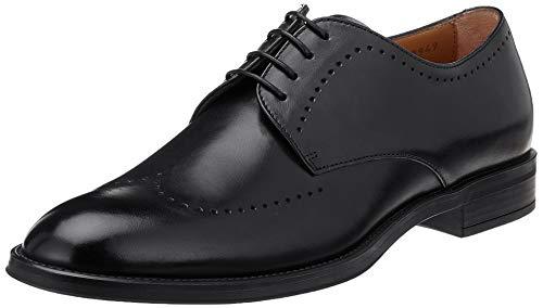 BOSS Coventry Business-Schuhe, Schwarz