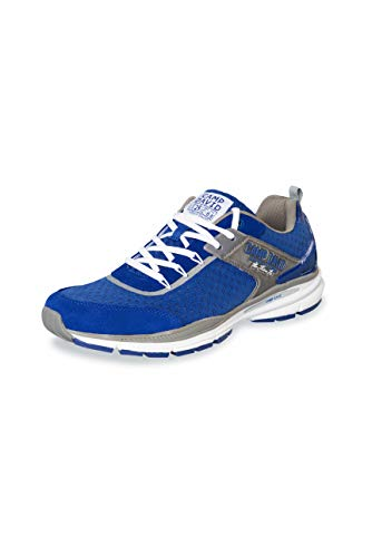 Camp David Herren Running Sneaker aus Mesh