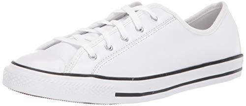 Converse Womens 564984C plimsolls, white, 38 EU