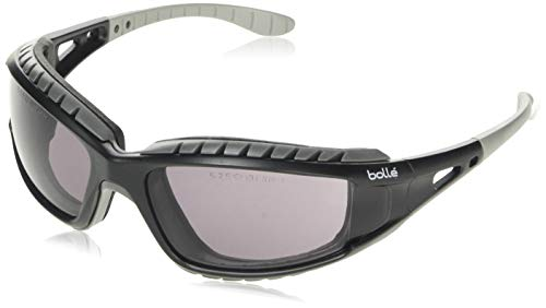 Bolle TRACPSF Tracker Safety Goggles - Vented Smoke