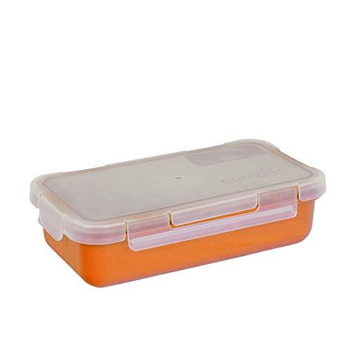 Valira 6091/52 Contenedor hermético, Termo-plástico, Naranja, 0.5 L