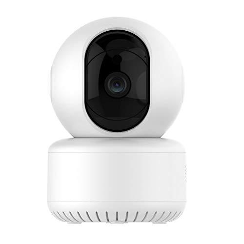 EqWong Cámara inalámbrica WiFi IR, cámara de Seguridad de Seguridad 1080P / 720P, cámara de visión Nocturna remota para niños/bebés con detección de Movimiento