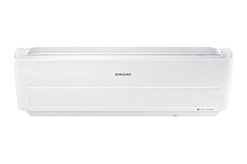 Samsung Clima AR12RXWXCWKNEU+AR12RXWXCWKNEU WindFree Comfort Monosplit Climatizzatore, 2019, Wi-Fi, 12000 BTU, Bianco