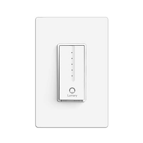 Our #6 Pick is the Lumary L-DS100 Smart Dimmer Switch