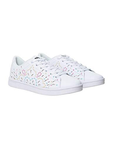 Desigual Shoes (Tennis), Zapatillas para Mujer (Blanco 1000), 41 EU