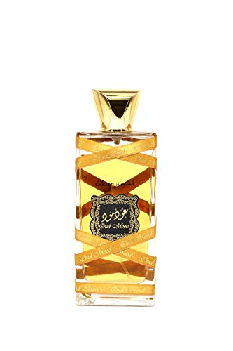 Profumo OUD MOOD ELIXIR 100 ML Eau de Parfum per uomini e donne Attar Long Lasting Arabian Oriental NOTE: Muschiato e legnoso, Oud