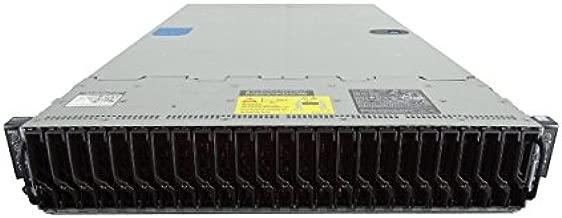 Dell PowerEdge C6320 4-Node 24-Bay SFF 2U Server, 8X Intel Xeon E5-2680 V3 2.5GHz 12C, 256GB DDR4, 8X Trays Included, AHCI SATA RAID, iDRAC 8 Express, 2X 1400W PSUs, Rails (Certified Refurbished)