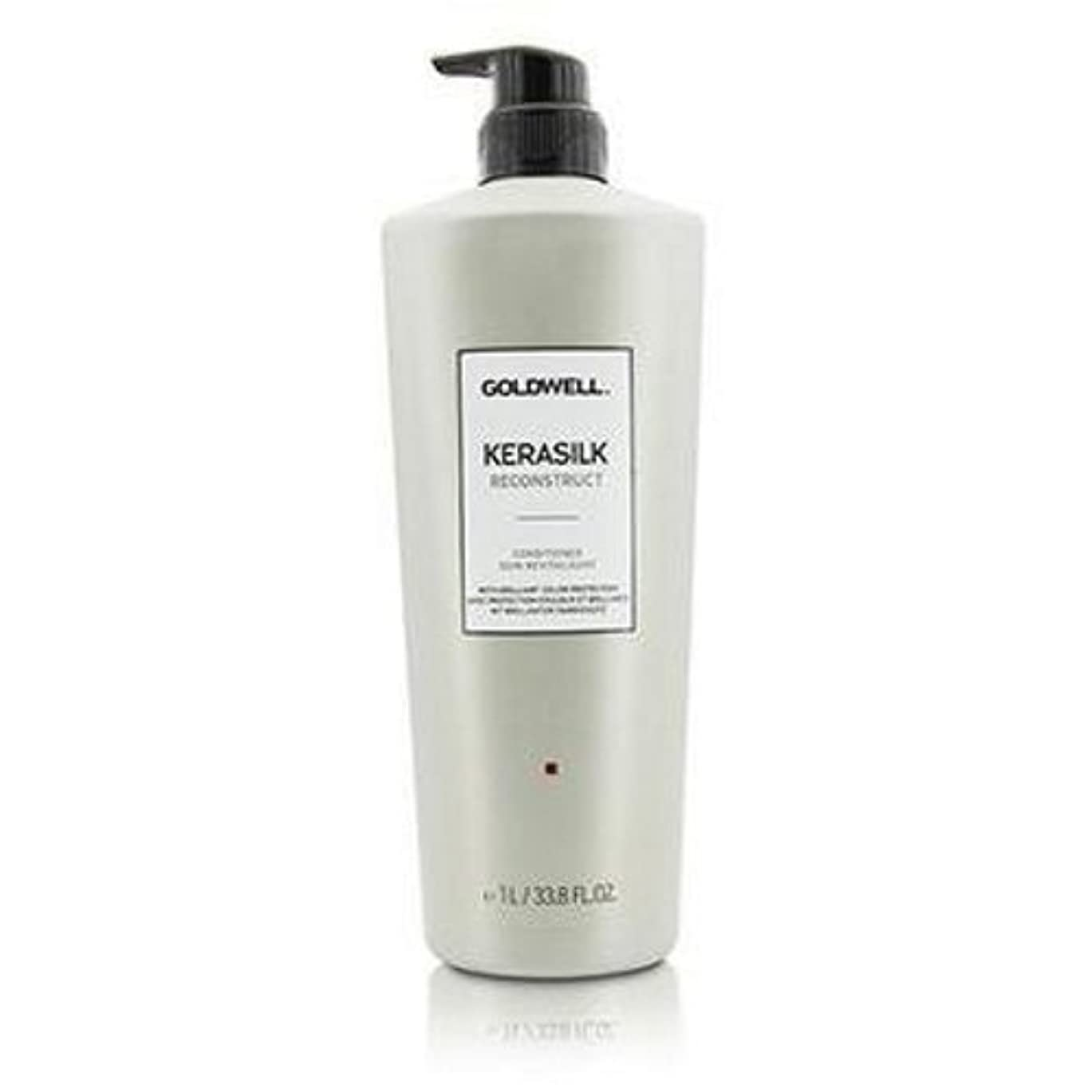 正しくどちらかフラスコゴールドウェル Kerasilk Reconstruct Conditioner (For Stressed and Damaged Hair) 1000ml