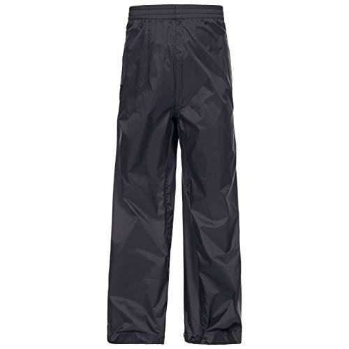 Qikpac Kids Waterproof Trousers - BLACK 11/12