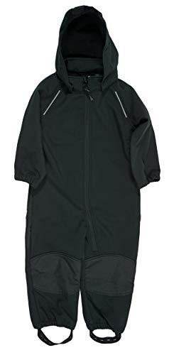 NAME IT Kinder NMNALFA Suit Regenanzug Softshell Anzug Regen Hose, Größe:110