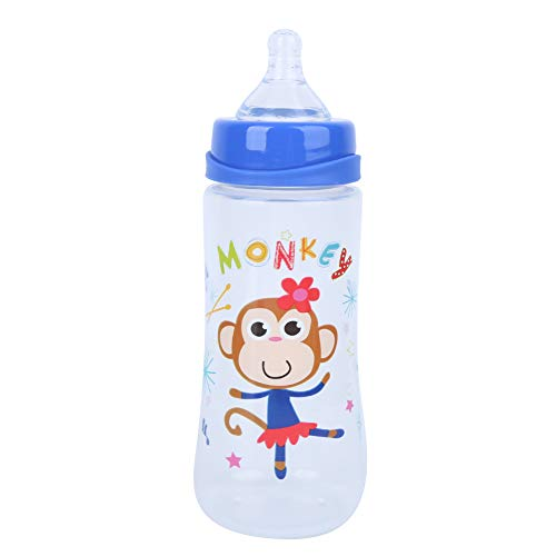 Newborn Bottle, Safety and Environmental Protection Wide Caliber Baby Bottle, More Comfortable Early Education Educational Institution