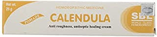 SBL Calendula Ointment Antiseptic Healing Cream,Anti Roughness 25 Grams