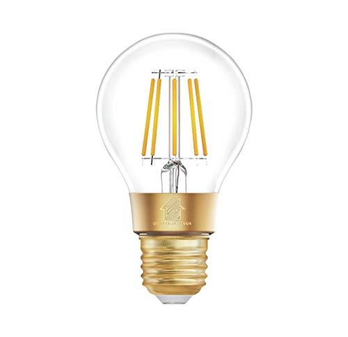 Greensmartchain Wifi Edison Smart lamp 8W E27 A60 Alexa bulb 2200k - 6500k google home [Energieklasse A+]
