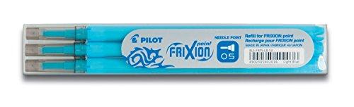 Pilot BLS-FRP5 - Tinta de repuesto, color Azul (Pack de 3)