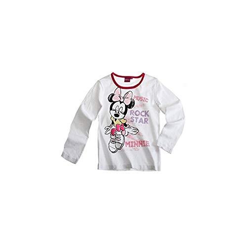 Disney Classic T-shirt manches longues blanc (8 ans)