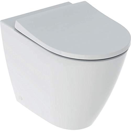 Geberit Icon wc filo muro con copriwater SoftClose 500.827.00.1
