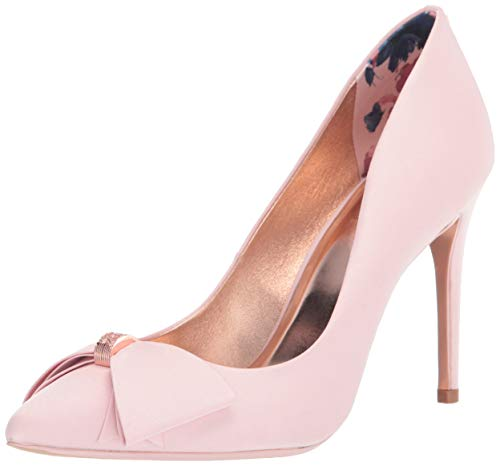 Ted Baker Damen Aselly, Sand Pink Satin, 39.5 EU