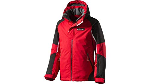 etirel Jacken K-Jacke Miles RED/BLACKNIGHT 140