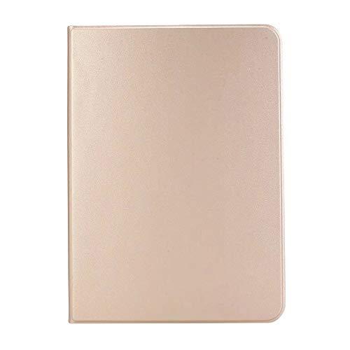 QiuKui Tab Funda para iPadPro iPad Pro 12 9 12.9, Funda de Tableta sólida Ultra Delgada Stand de la Tapa de Cuero de la PU Funda de Tapa de TPU para iPadPro iPad Pro 12 9 12.9 2020 2018