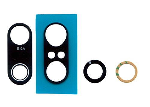 ICONIGON Ersatz für P20 Pro Kamera-Glas Set (Dual + Monochrom) inkl. Kleber