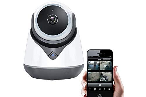 Telecamera videosorveglianza motorizzata 3mpx full HD wifi ip infrarossi 18Y5