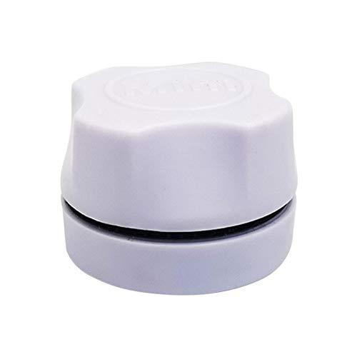 Cleaner Mini Magnetic - Cepillo magnético para acuario, raspador de algas flotante de vidrio, limpiador de vidrio curvo, Mini herramienta depuradora, imán de limpieza de vidrio para pecera