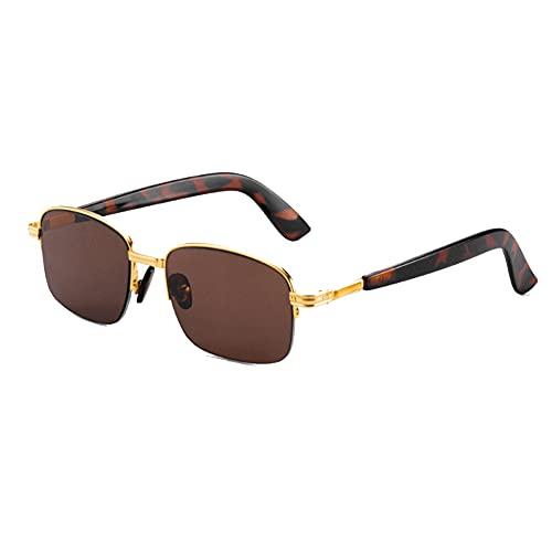 Askaypi Nuevas gafas de sol redondas retro originales gafas de sol hombres