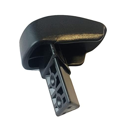 Tirador de plástico Blanco de dirección de Segway Mini Pro