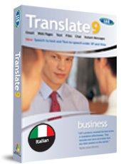 Translate Italian Business