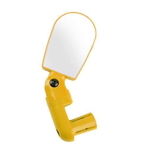 outdoor equipment Miroir à dégagement Rapide, Bicyclette Miroir réglable chromage Shatterproof VTT rétroviseur Miroir, Livré avec Un Outil d'installation