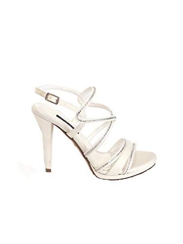 albano scarpe sposa 8347 - Albano Wedding (39 - Raso Sposa)