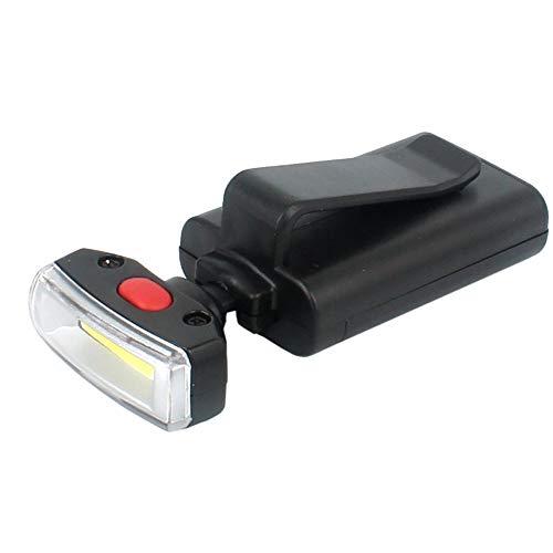 LED Cap Lampe Scheinwerfer Taschenlampe Scheinwerfer Kreative Cap Lampe Scheinwerfer Mini Licht Outdoor Bergsteigen Camping Licht Tragbare Taschenclip Licht Nachtfischen