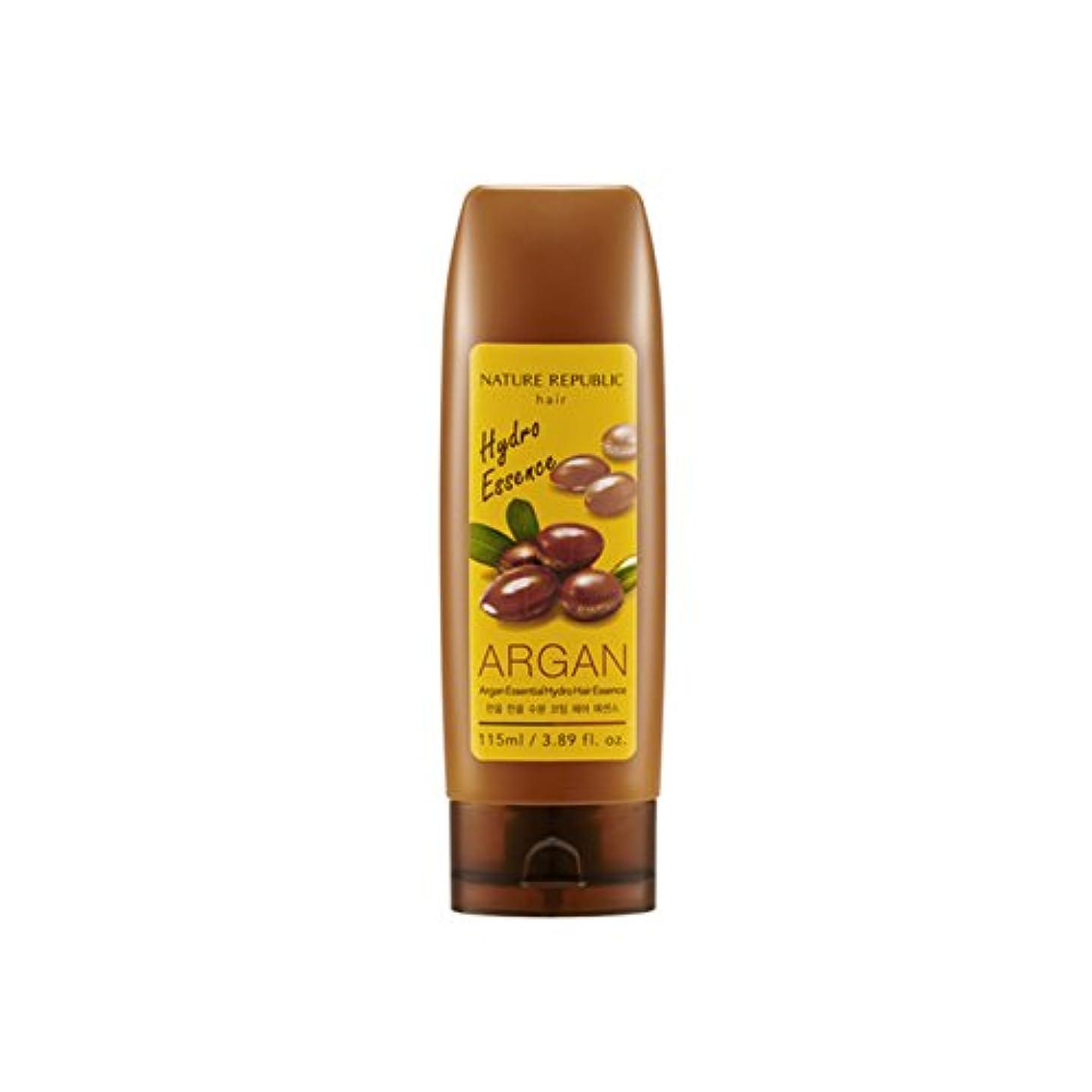 アルバム醸造所少し[ネイチャーリパブリック] Nature Republic アルガンエッセンシャルハイドロヘアエッセンス Argan Essential Hydro Hair Essence Treatment [並行輸入品]