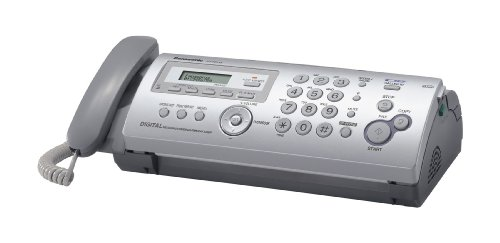 Panasonic KXFP215 Fax/Copier, W/Digital Answering Sys, 14-Inch x7-9/10-Inch x4-1/5-Inch,WE