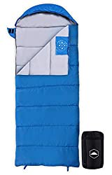 Get a children's all season sleeping bag for emergencies (AFFILIATE)