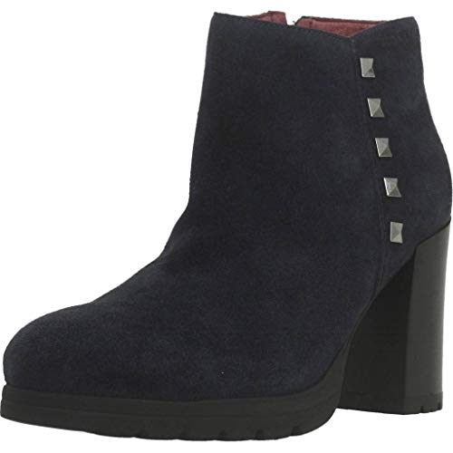 Stonefly Over 15 Bottines Boots Femme Bleu 40 EU