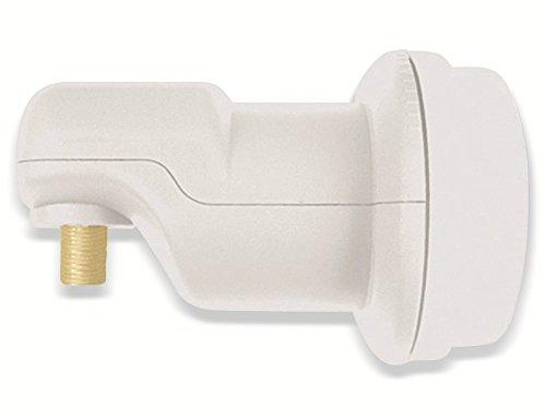 Smart Titanium Universal TS Single-LNB Teilnehmer-Anzahl: 1 Feedaufnahme: 40 mm Wetterschutz