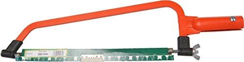 Connex FLOR74220 Scie à Élaguer avec Douille de Manche 350 mm