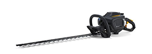 McCulloch ErgoLite 6028 Petrol Hedge Trimmer: Hedge Trimmer with 600 W Engine, 60 cm Blade Length, 28 mm Blade Spacing (Article Number: 00096-66.934.01)