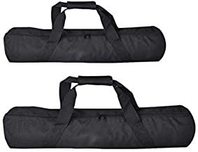 """Sponsored Ad - 31""""x7""""x7""""/80x18x18cm Padded Carrying Bag Heavy Duty Photographic Tripod Carrying Case with Strap for Light ..."""