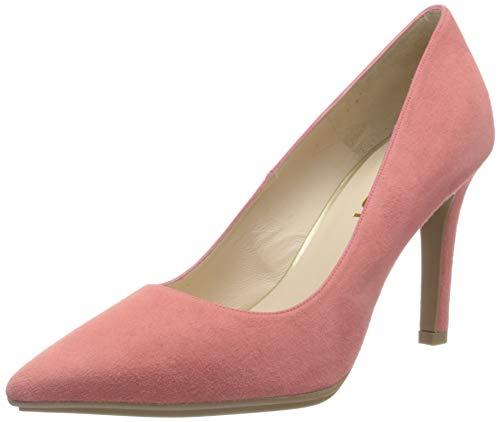 lodi Rachel-TP, Zapato Salón Mujer, Ante Coral, 40 EU