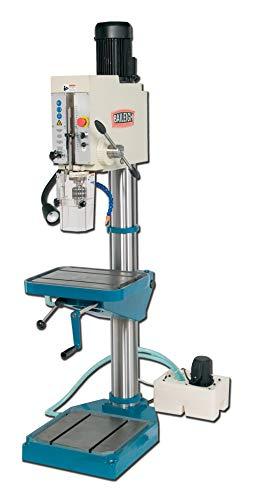 "Baileigh DP-1500G 20"" Gear Head Drill Press, 3-Phase 220V, 3.5hp Motor, 1.5"" Capacity"