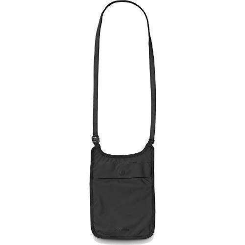 Pacsafe Coversafe S75Diebstahlschutz-Beutel zur Befestigung um den Hals, schwarz (Schwarz) - 10125