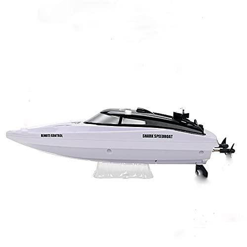 ADSVMEL RC Juguete al Aire Libre Montaje extraíble Submarino Impermeable Recargable Radio Control Remoto Barco Buceo eléctrico Tanque de Agua para niños Regalos