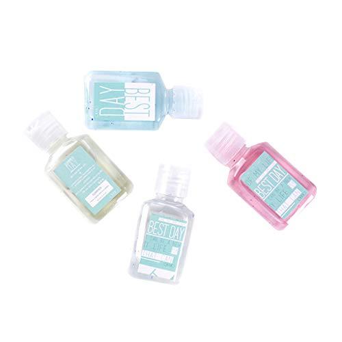 1 PC 30ml Viaje Portátil Mini Desinfectante de manos Verano Fresco Ja