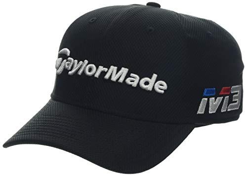 Taylormade Herren Tm18 39 Thirty Baseball Cap, Schwarz (Negro N6531217), Medium (Herstellergröße: M/L)
