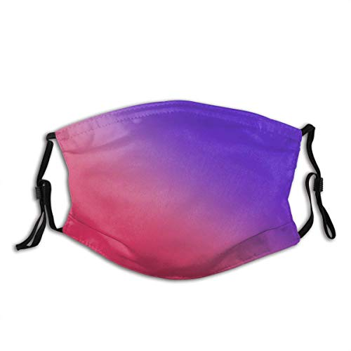 USA Flag Design Mouth Mask Protective Balaclava Bandanas Unisex Windproof and Dustproof Mouth Mask with Adjustable Elastic Strap Face Cover