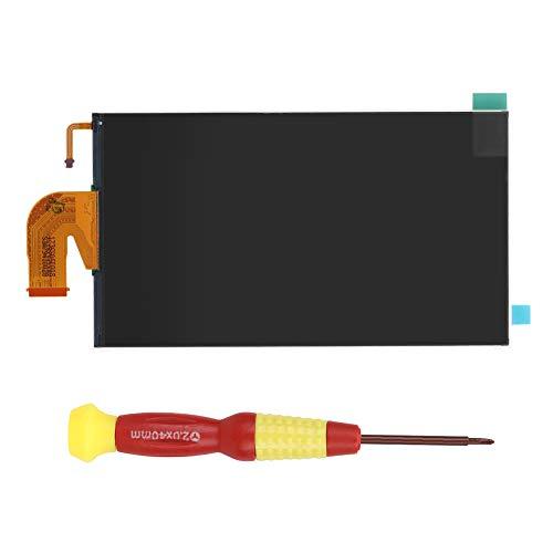 AMONIDA Pantalla LCD y Pantalla táctil digitalizadora con Destornillador para Nintendo Switch