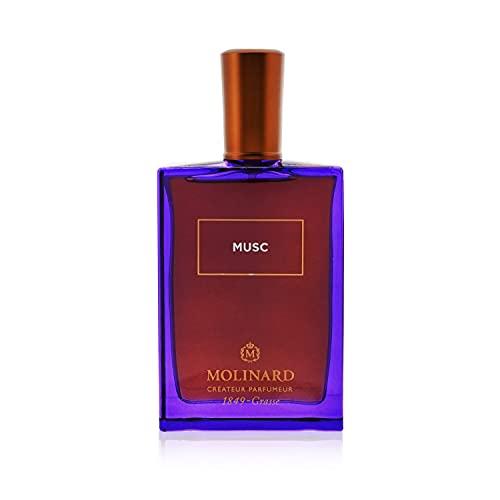 MOLINARD Musc - Eau de Parfum 75ml