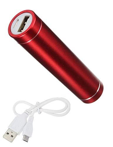 Shot Case batería Externa para Sony Xperia Z5Cargador Universal Power Bank con Cable USB/Micro USB Emergencia teléfono 2600mAh Plata